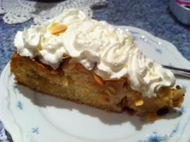 Apfelkuchen und Apfel-Aprikosenkuchen fein