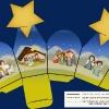 Ansicht Geschenkekörbchen © by Antlia mit aktivierter Schnitt-und Knicklinienzeichnung
