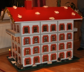 Adventskalender – Haus