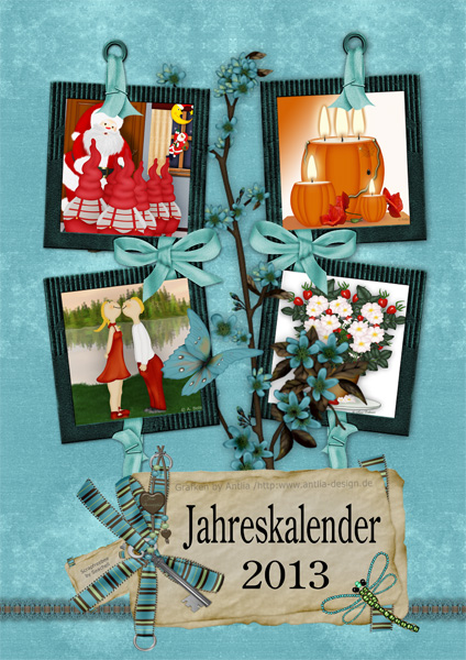 1. Türchen – Adventskalender 2012